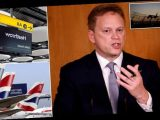 Grant Shapps suspends 'use it or lose it' rulefor airlines