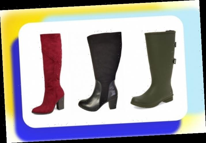 Bodied Buys: 5 wide-calf boots for every occasion