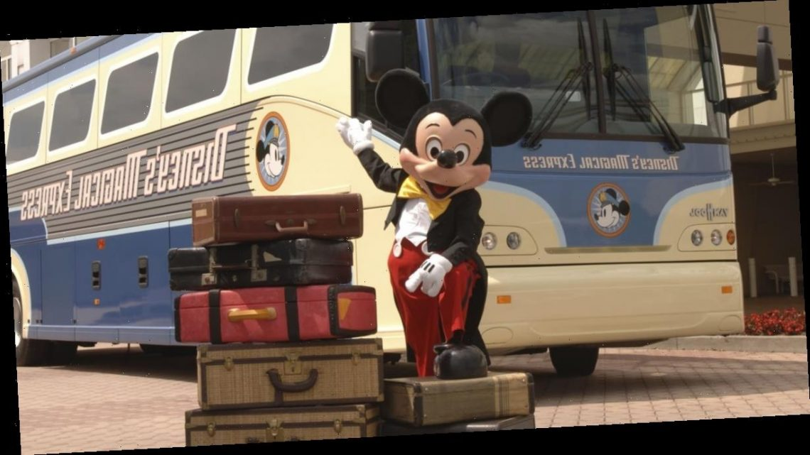 Disney World Will No Longer Offer Free Airport Shuttles to and From Park Hotels as of 2022