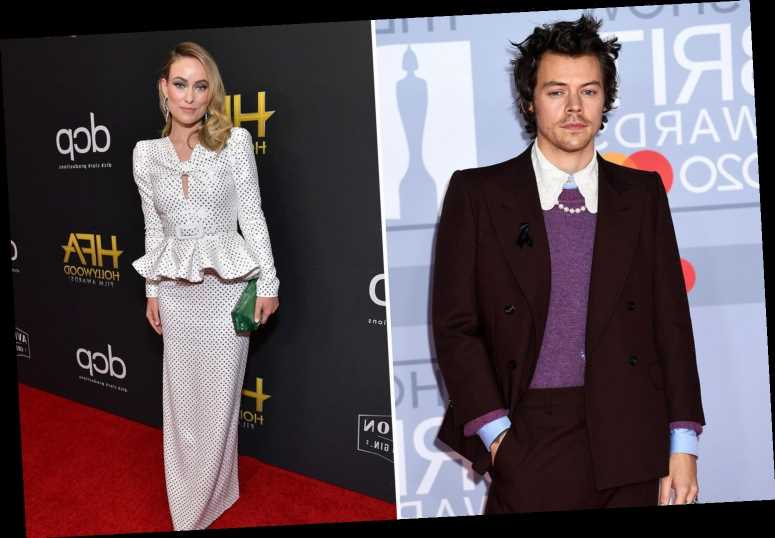 Harry Styles and Olivia Wilde's budding romance 'seem very serious' as she directs him in Don't Worry Darling