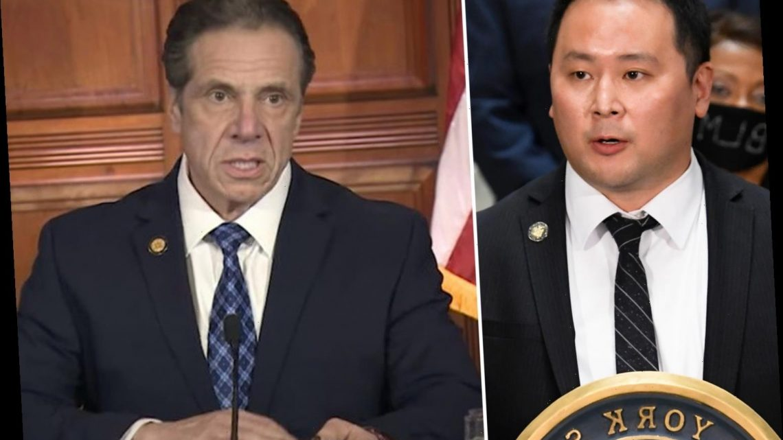 FBI and US Attorney 'investigating Cuomo over nursing home Covid scandal' after he 'threatened to DESTROY Dem lawmaker'