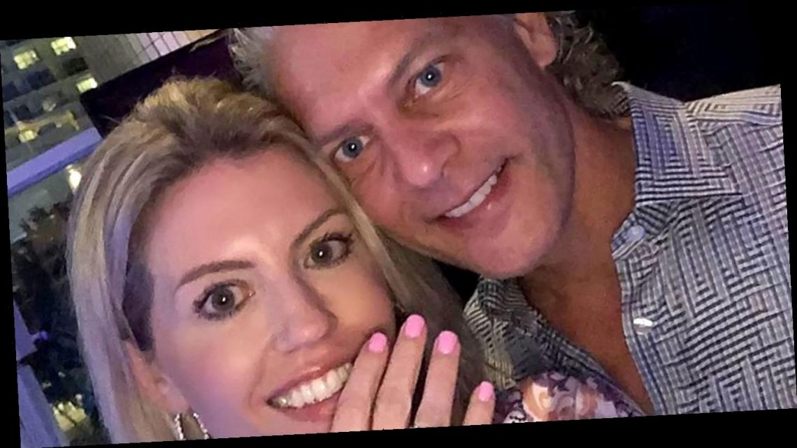 David Beador, Wife Lesley Cook Welcome Their 1st Child Together, His 4th