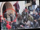 Crutch-Wielding Capitol Rioter Identified As Ex-Actor & Indie Film Producer Luke Coffee; Charges Include Assault With Dangerous Weapon