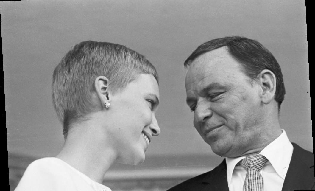 What Was Mia Farrow and Frank Sinatra's Age Difference When They Got Married?
