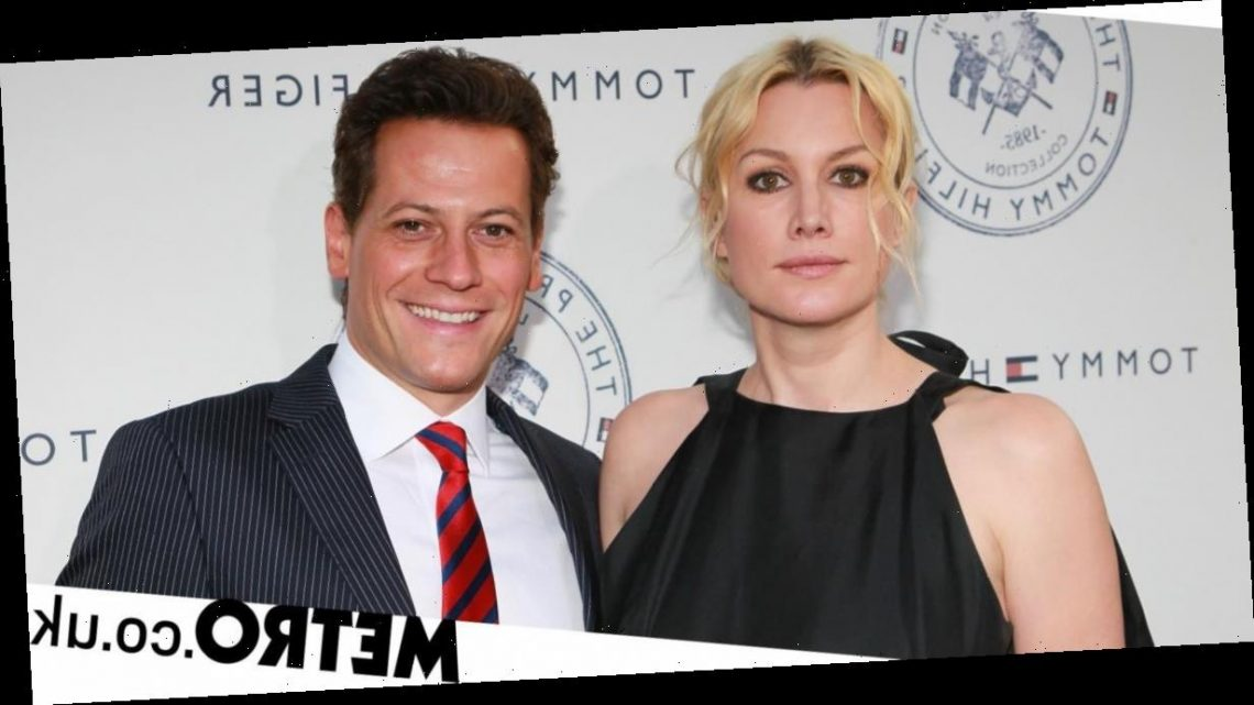 Ioan Gruffudd's wife Alice Evans confirms legal separation plans