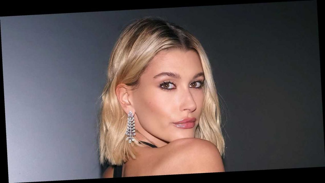 Hailey Baldwin Loves Her $295 Earrings — We Found a Similar Pair for $14