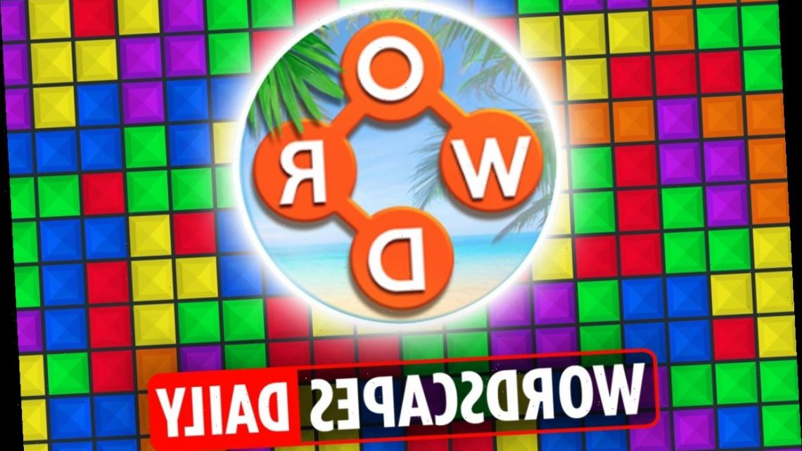 Wordscapes daily puzzle Friday February 5: What are the answers today?