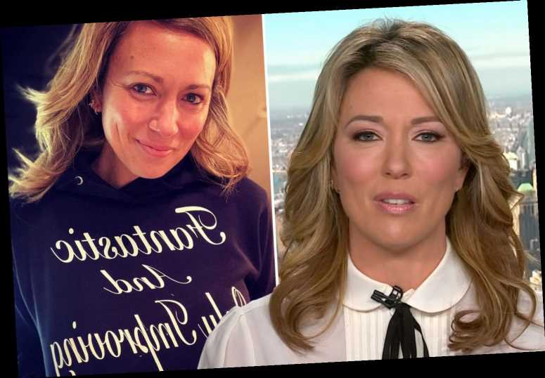 CNN's Brooke Baldwin plugs her book as she quits network with no job lined up after being sidelined during election