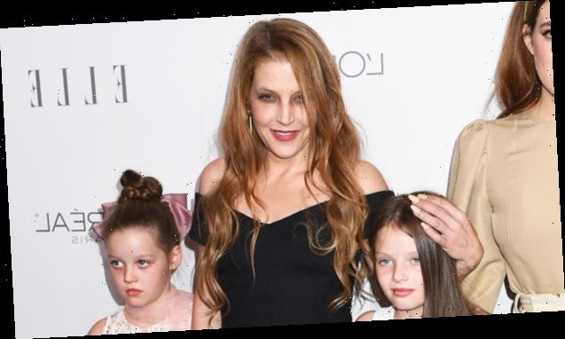 Lisa Marie Presley, 53, Shares Rare New Pic With Twin Daughters, 12, On Her 1st Birthday Since Son's Death