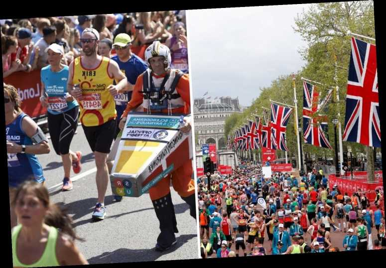 Is the London Marathon going ahead in 2021?