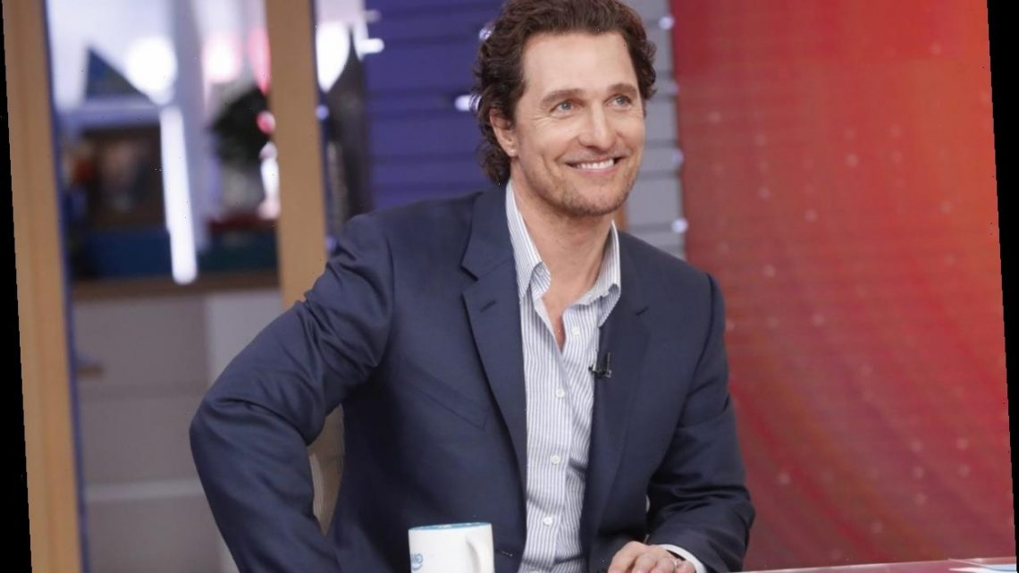 How Matthew McConaughey Beat Kevin Costner and Woody Harrelson for the Lead Role In 'A Time to Kill'