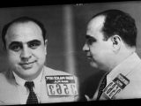 How long was Al Capone in prison?