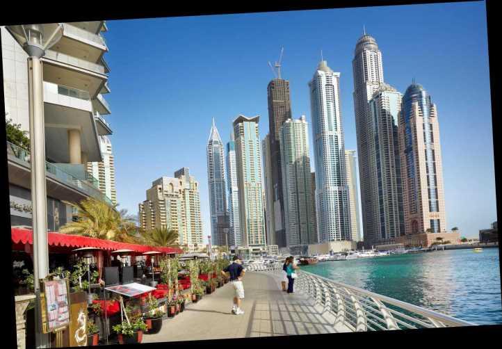 UK flights to 'red list' Dubai resume with Emirates