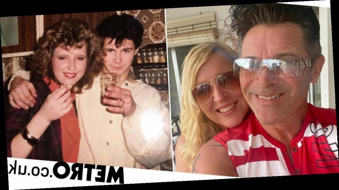 Ex-couple get back together after bumping into each other 34 years later
