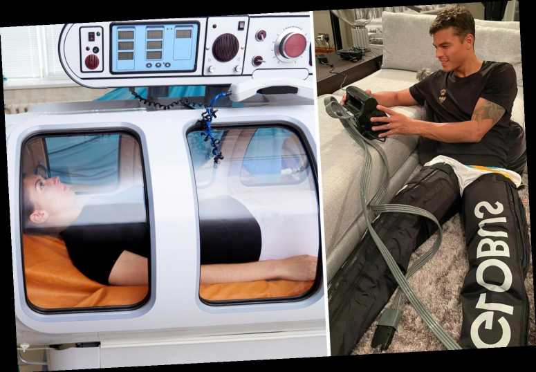 Chelsea star Thiago Silva plans to play until 40 with help of £17k hi-tech oxygen chamber that increases blood levels