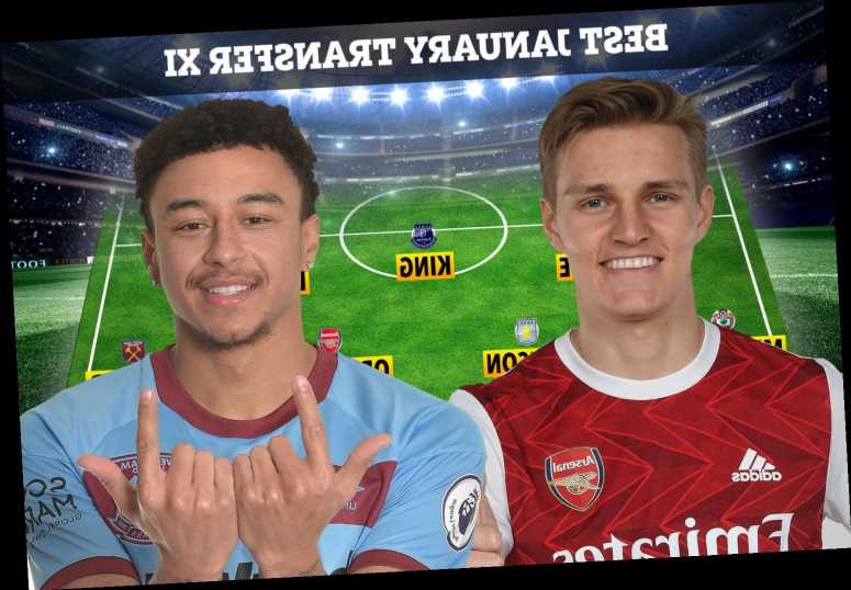 January transfer XI of best signings of latest window, starring Odegaard, Josh King and £19m Man Utd kid Diallo
