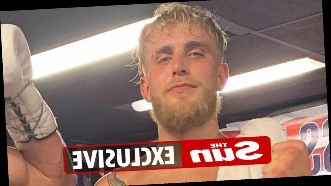 Jake Paul claims KSI is 'scared' to fight him and slams rival YouTuber for using Covid-19 as excuse not to face him