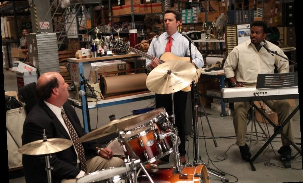 'The Office': This Actor Made 1 of the Jingles for 'Local Ad'