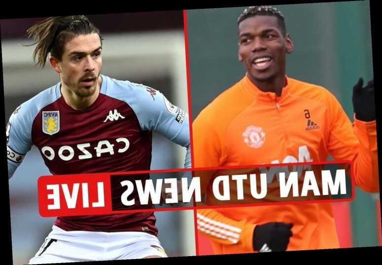 4pm Man Utd transfer news LIVE: Paul Pogba Juventus RETURN, Sancho and Grealish LATEST, Cavani injury update