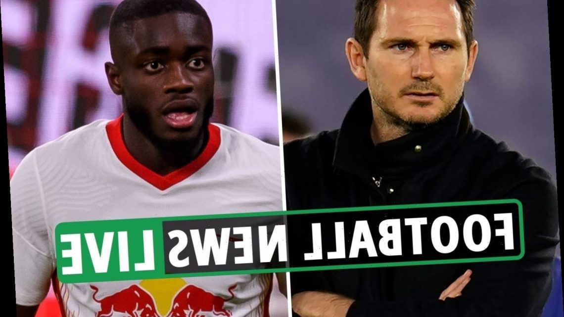 Upamecano CONFIRMED, Lampard pay EXCLUSIVE, Shaw England recall – Arsenal, Man Utd, Chelsea, Spurs transfer news