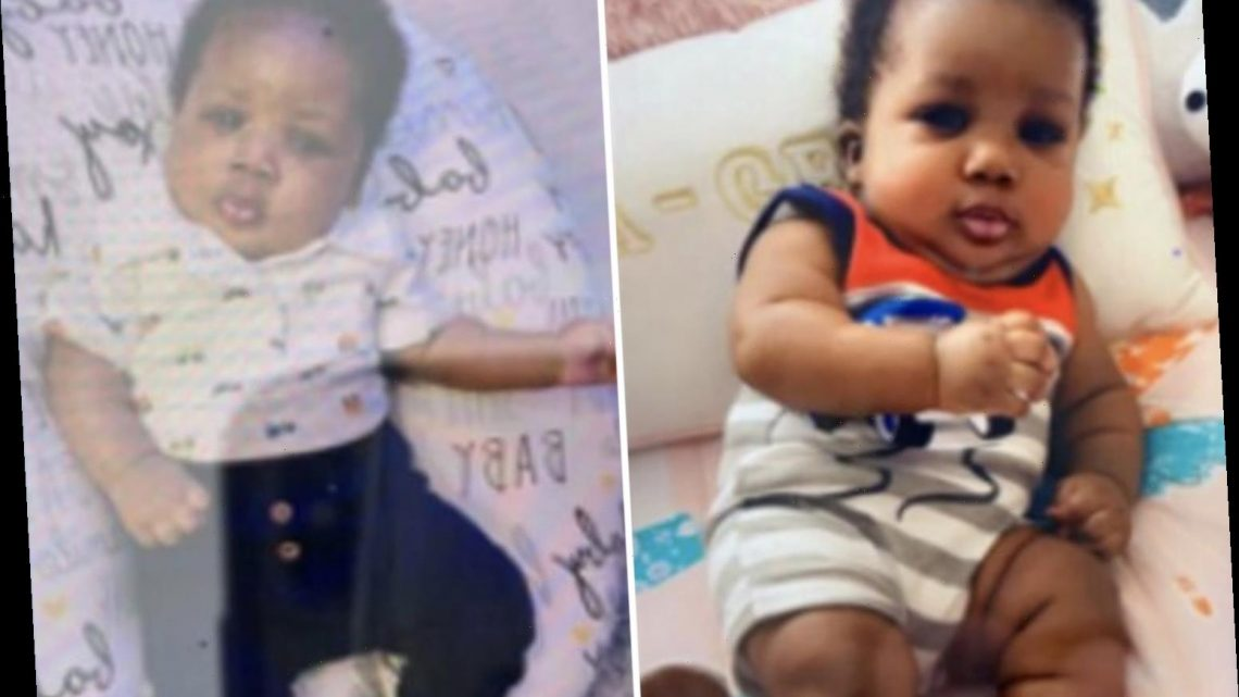 Amber alert for baby in 'my little cutie' shirt who was 'kidnapped in car theft' outside daycare