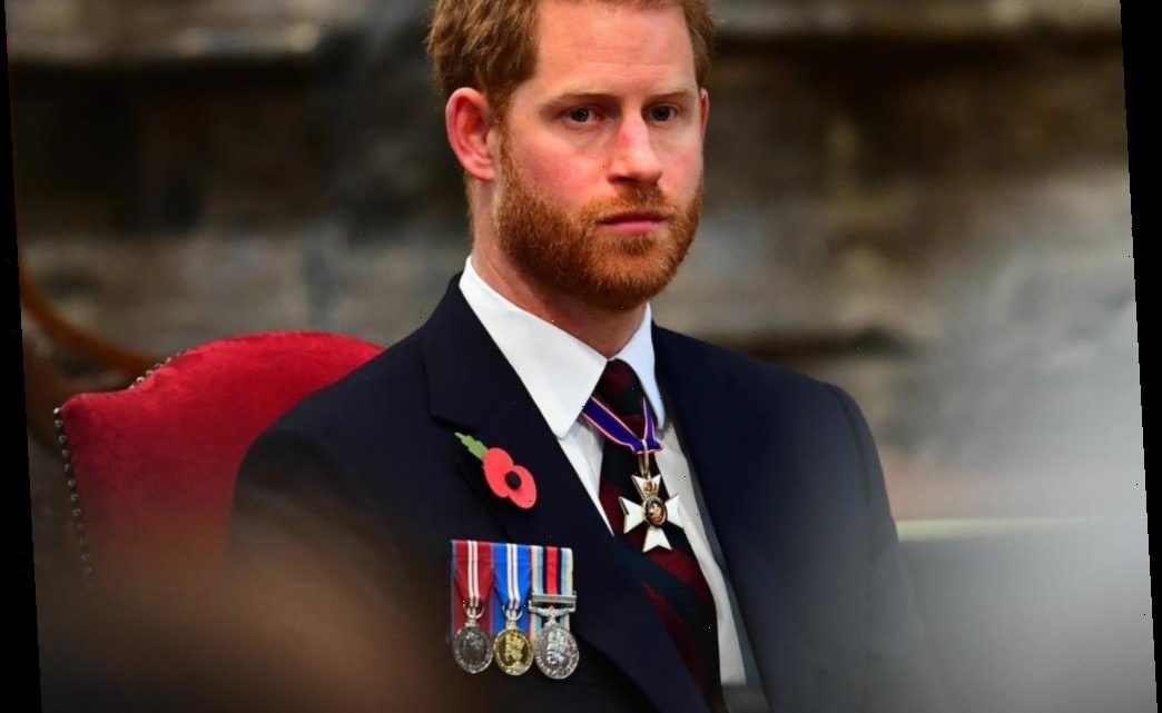 Prince Harry is 'isolating' in case he needs to fly to the UK to see Prince Philip