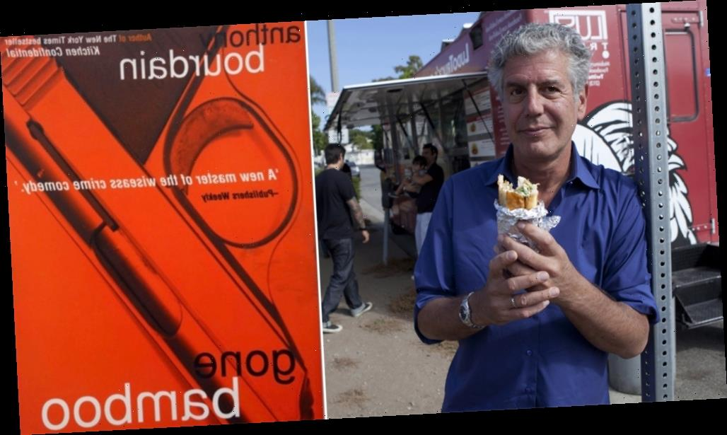 Anthony Bourdain Crime Novel 'Gone Bamboo' Acquired By 'The Conspirator' Producers For Scripted Series