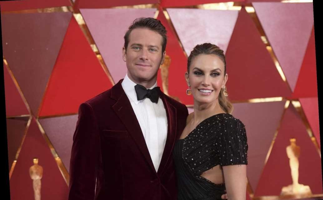 Elizabeth Chambers says she's 'shocked,' 'devastated' over Armie Hammer claims