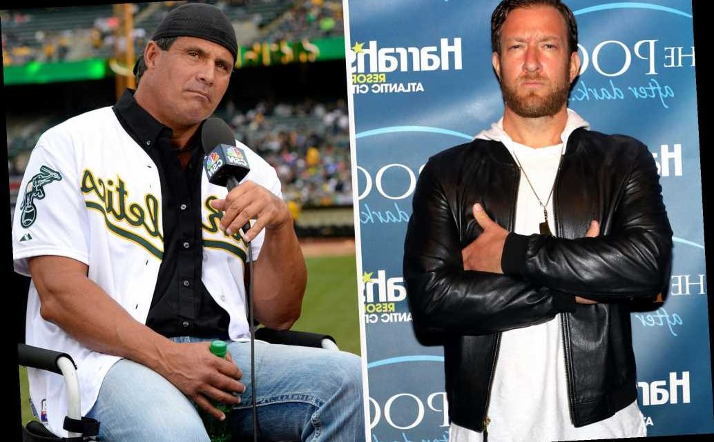 Jose Canseco fires back at Dave Portnoy after $1 million boxing 'dive' accusation