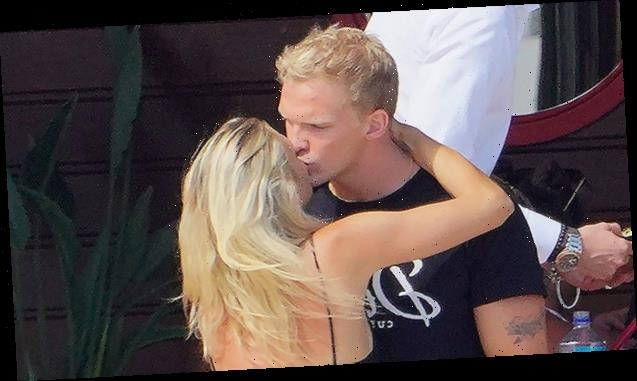 Cody Simpson Passionately Makes Out With His Hot New Bikini-Clad Girlfriend — See Sexy PDA Pics