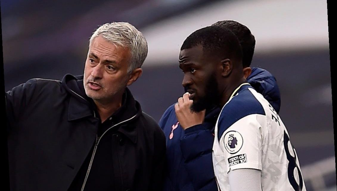 Tottenham ace Tanguy Ndombele reveals Jose Mourinho created a 'war in his head' to motivate him