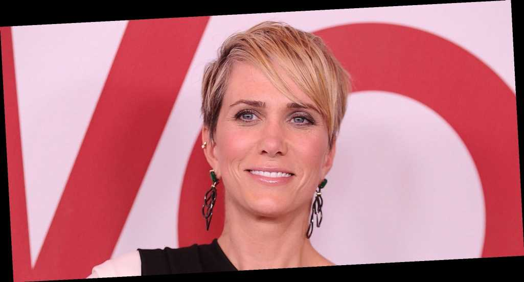 Kristen Wiig Revealed Her Twins' Names In This Subtle Way