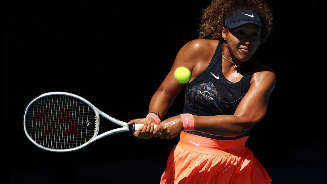 Naomi Osaka Defeats Serena Williams in the Australian Open Semifinals