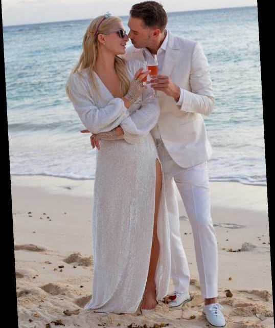 Paris Hilton Is Engaged! See Her Most Romantic Photos with Fiancé Carter Reum