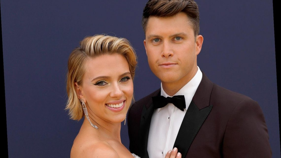 Colin Jost Let Scarlett Johansson Do Most of Their Wedding Planning: She Has 'a Lot Better Taste'