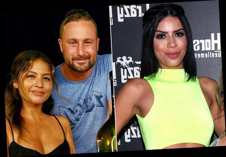 Love Games: Evelin Storms Out After Corey Admits He 'Met Up' with 90 Day Fiancé Star Larissa