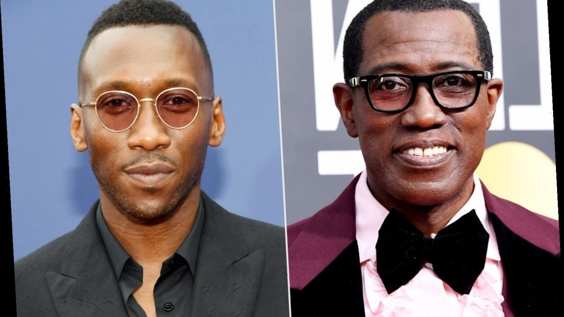 Wesley Snipes Not Involved in Marvel's Blade, Says Mahershala Ali Has a 'Heck of a Job on His Hands'