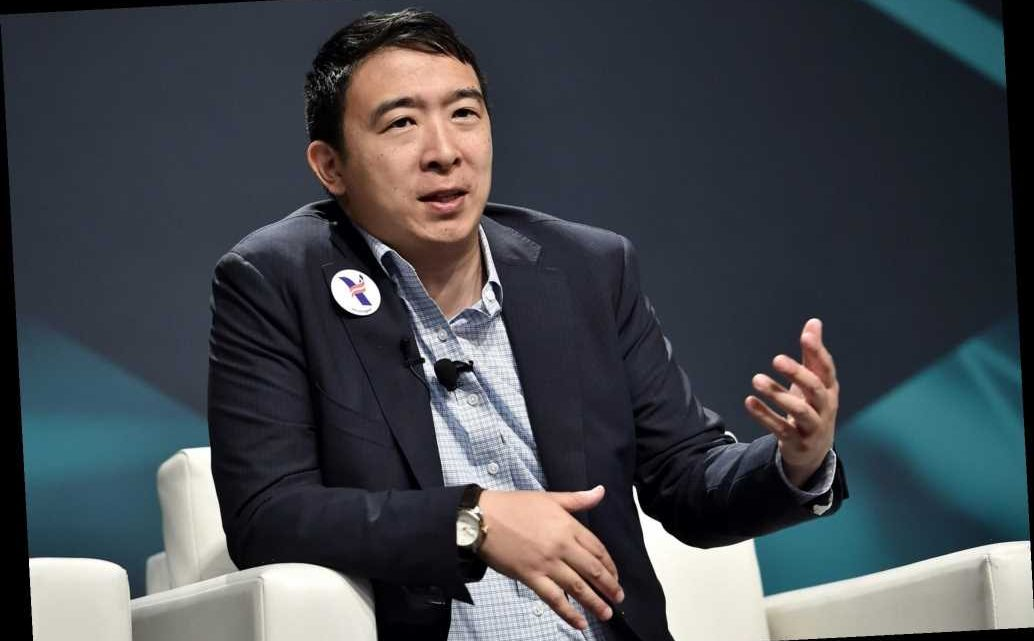 NYC Mayoral Candidate Andrew Yang Tests Positive for Coronavirus