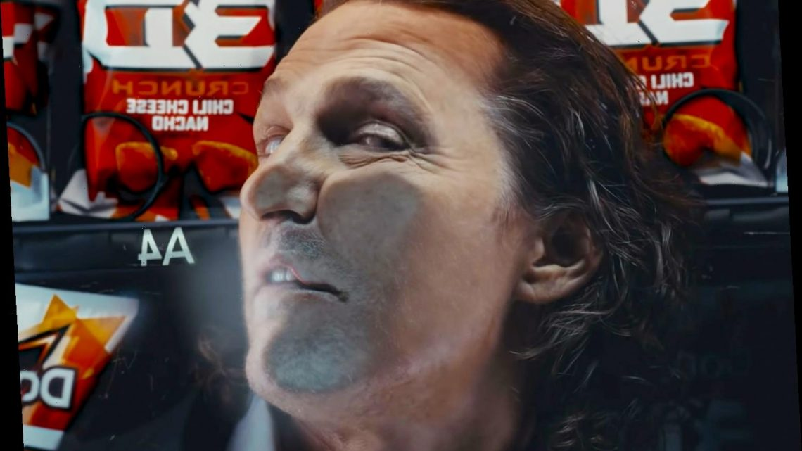Call Him Flat McConaughey: Matthew Stars in Doritos 3D Commercial for Super Bowl 2021