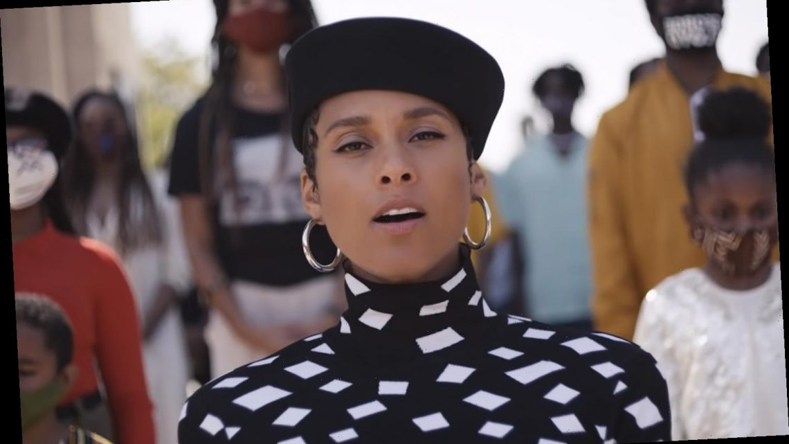 Watch Alicia Keys' 'Lift Every Voice & Sing' Performance from Super Bowl 2021 & Read Lyrics Here!