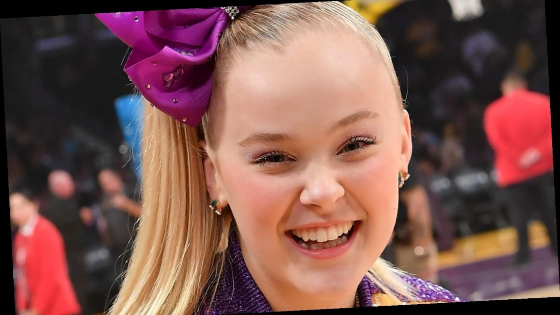 JoJo Siwa Shares Big News After Coming Out To Fans