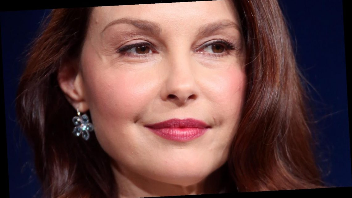 Ashley Judd Shares Some Traumatic Photos Of Her Rescue In Africa