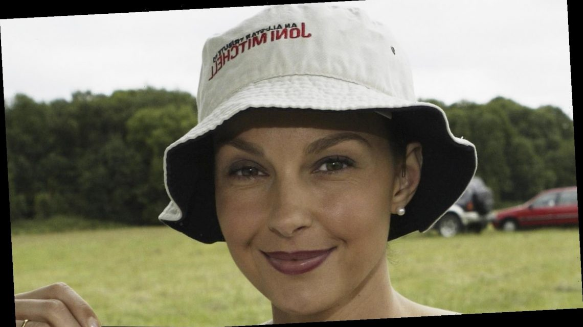 Ashley Judd Shares Scary Photos Of Her Rescue While In Africa