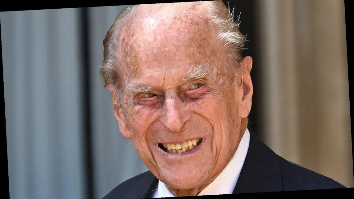 The Truth About Prince Philip's Relationship With Prince Harry