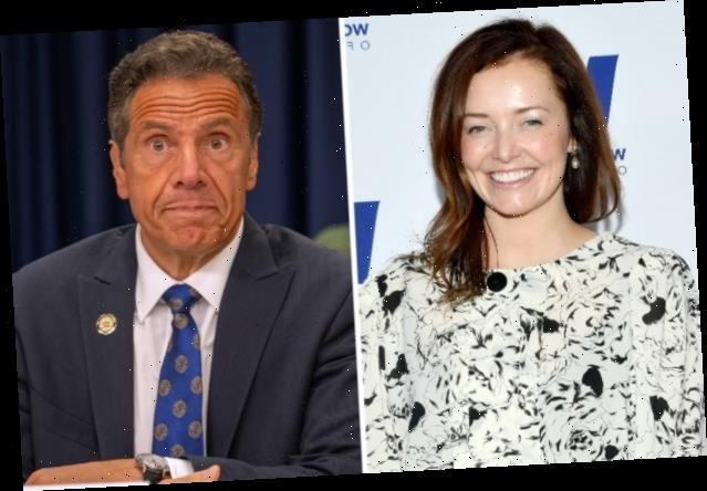 Former Andrew Cuomo Aide Details Sexual Harassment Accusations