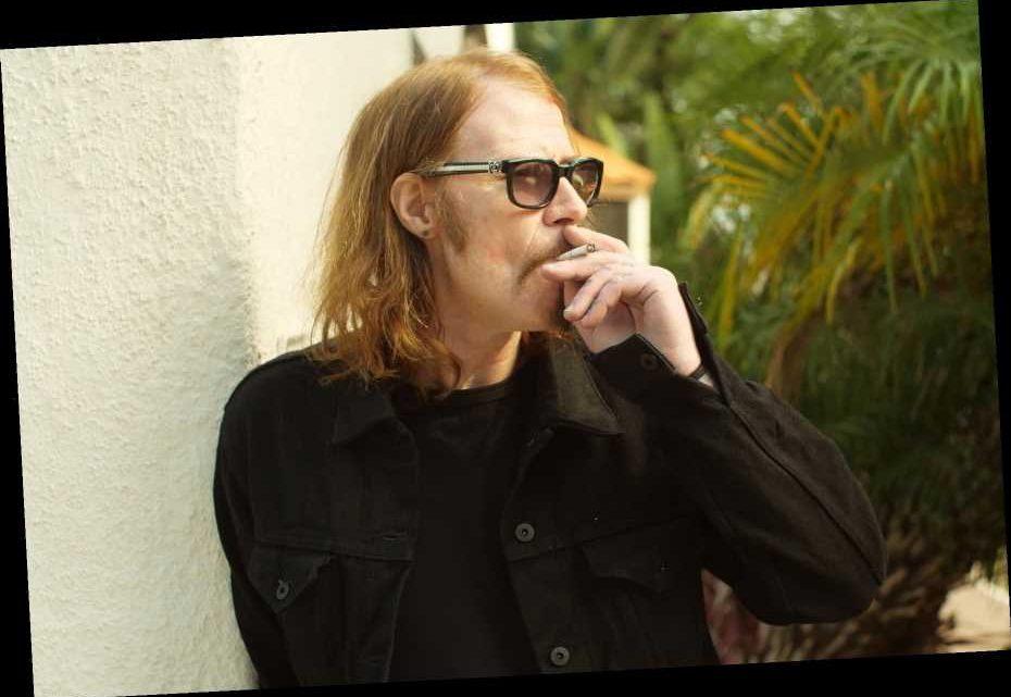 Mark Lanegan's New Poetry Book 'Leaving California' to Follow Up Grunge Memoir