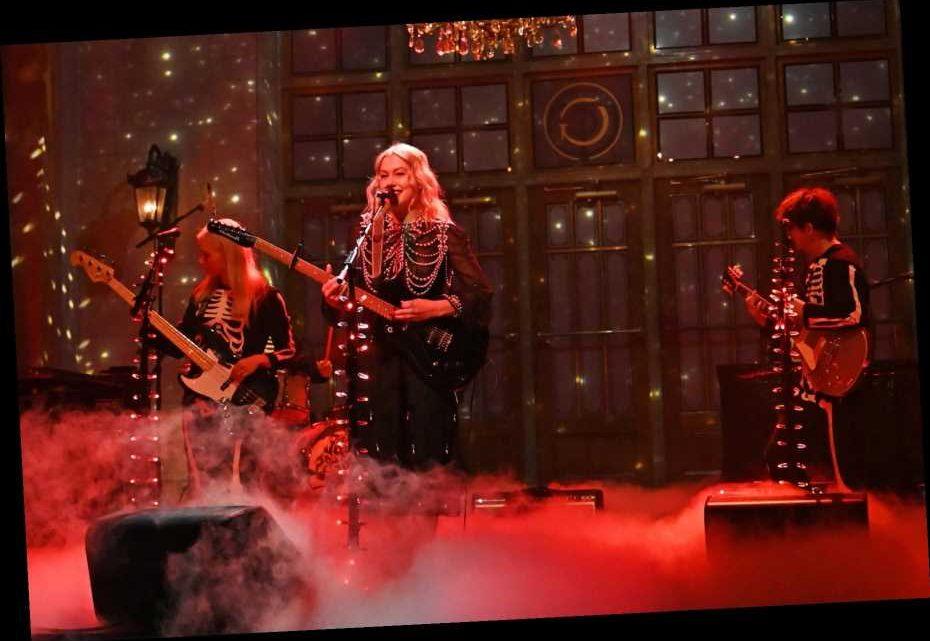 Phoebe Bridgers on 'SNL': Yes, It's OK for Women to Smash Guitars
