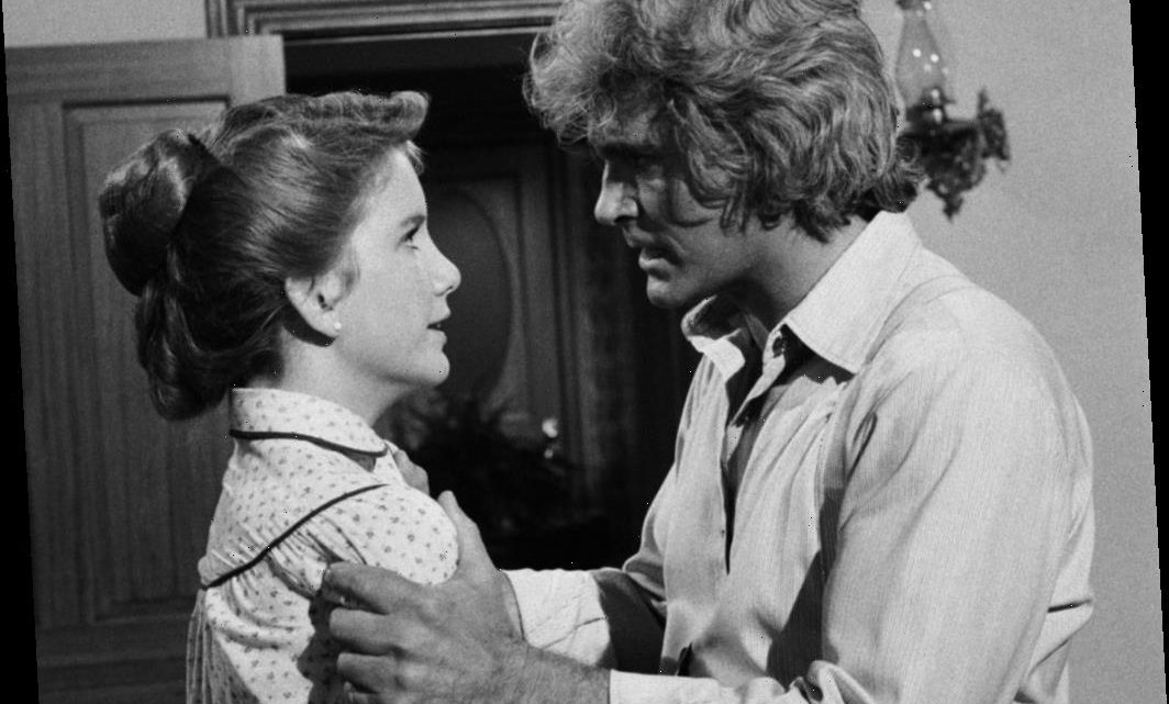 'Little House on the Prairie': Why Melissa Gilbert Stared at Ronald Reagan While She Delivered Michael Landon's Eulogy