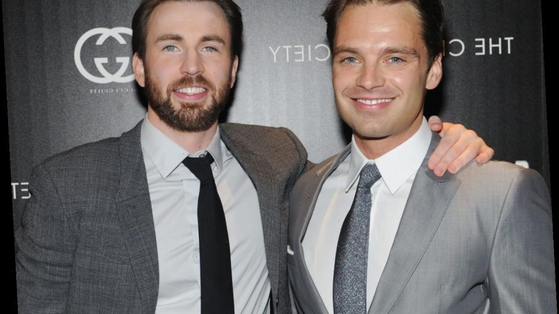 Chris Evans and Sebastian Stan Once Dated the Same Woman