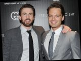 Chris Evans and Sebastian Stan Once Dated the Same Woman